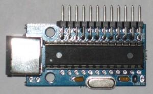 adaptador teclado ps2 para msx